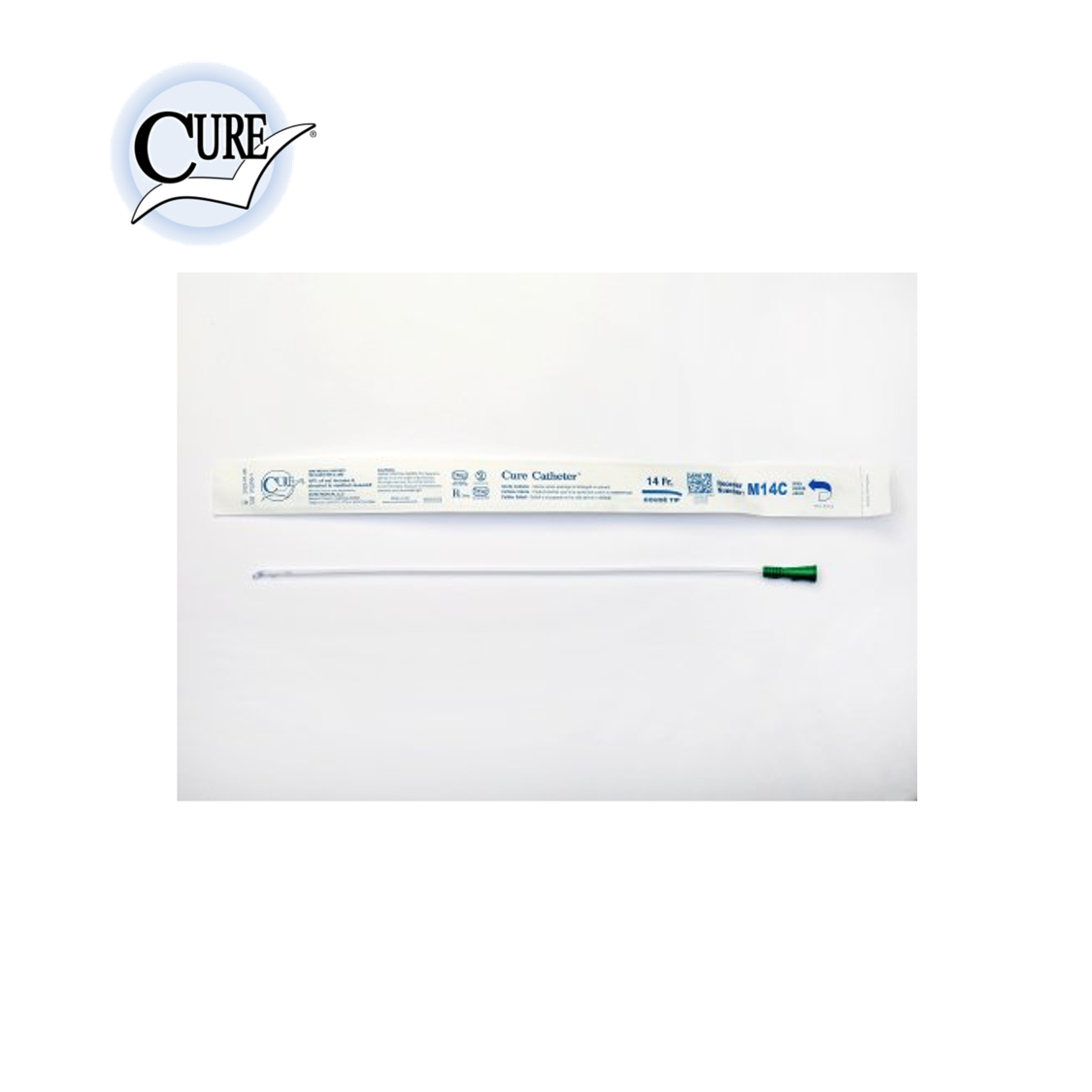 Urethral Catheter Cure Catheter™ Coude Tip
