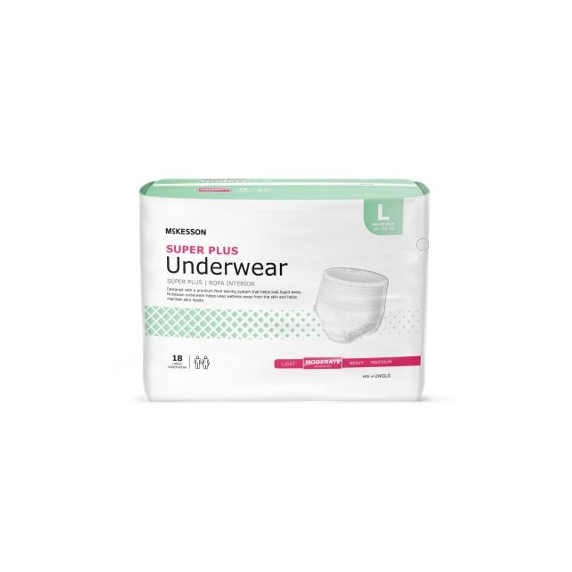 Super Plus  Underwear