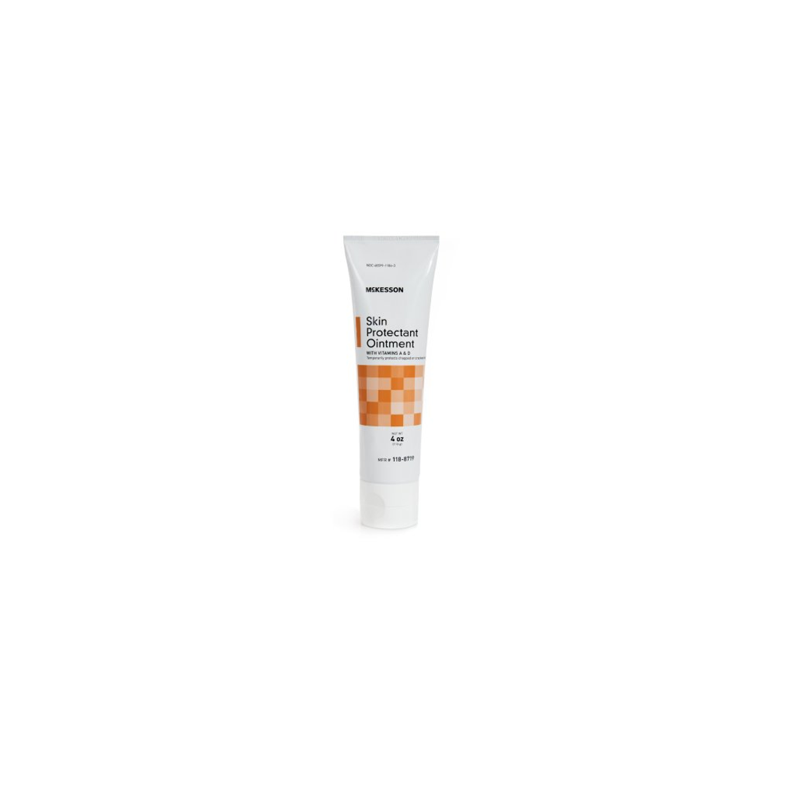 Skin Protectant McKesson 4 oz. Tube Unscented Ointment